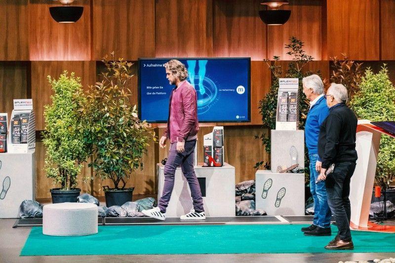 <b>Der Wunsch:</b> 140.000 Euro für 20 Prozent Firmenanteile</p> <p> <b>Der Deal:</b> Georg Kofler und Ralf Dümmel machen beide ein Angebot für 33 Prozent der Firmenanteile, Dümmel bekommt den Zuschlag.