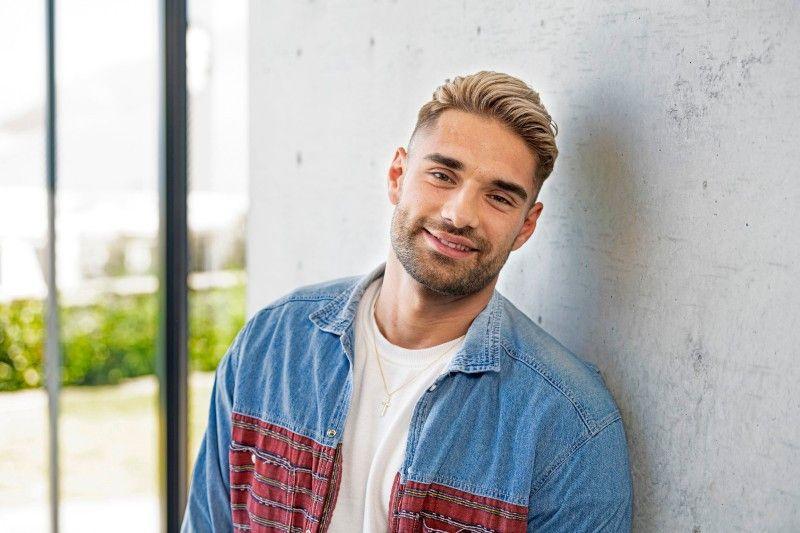 Aleksandar (28) aus Mülheim an der Ruhr: Er ist Maschinenbauingenieur und Influencer. Wenn eine Frau noch mit ihrem Ex befreundet ist, geht das für ihn gar nicht.