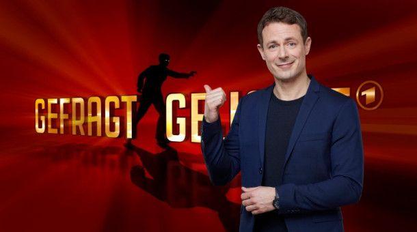 """""""Gefragt - Gejagt""""-Moderator Alexander Bommes."""