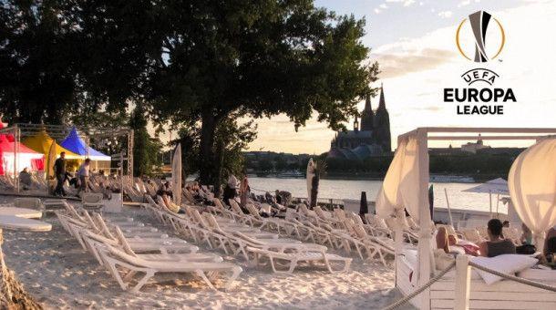 RTL verlagert die Vor- und Nachberichterstattung zur Europa League an den Strand.