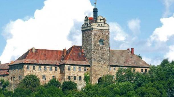 """Die Anlage """"Burg & Schloss Allstedt"""" wurde das erste Mal im 9. Jahrhundert erwähnt."""