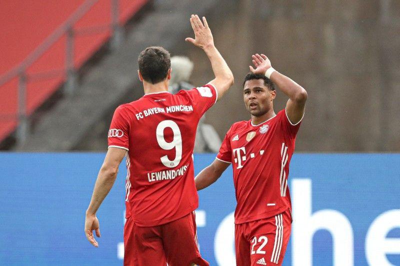Der FC Bayern steht im Finale der Champions League.