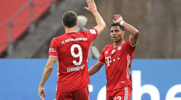Der FC Bayern könnte sich als zweites Team nach Leipzig für das Finalturnier in Lissabon qualifizieren.