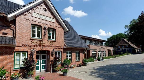 Das Ringhotel Sellhorn.