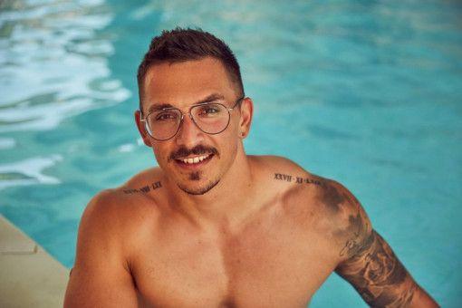 """Maurice (25), Fitness- und Gesundheitstrainer aus Neuruppin, findet: """"Eifersucht gehört dazu."""""""