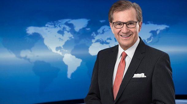 "Jan Hofer kam 1985 zur ""Tagesschau""."