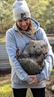 Bei einer Reise nach Tasmanien verliebte sich Susanne Bütow sofort in die Insel vor der australischen Küste und entschied sich, auszuwandern.
