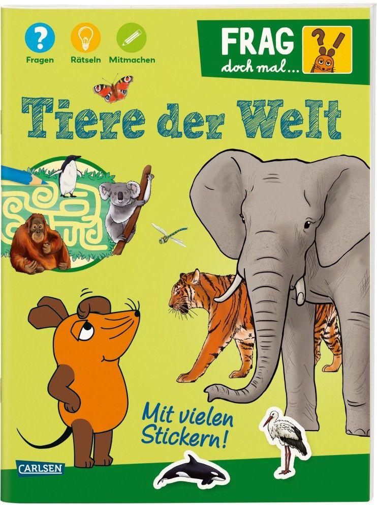 Maus-Stickerbuch