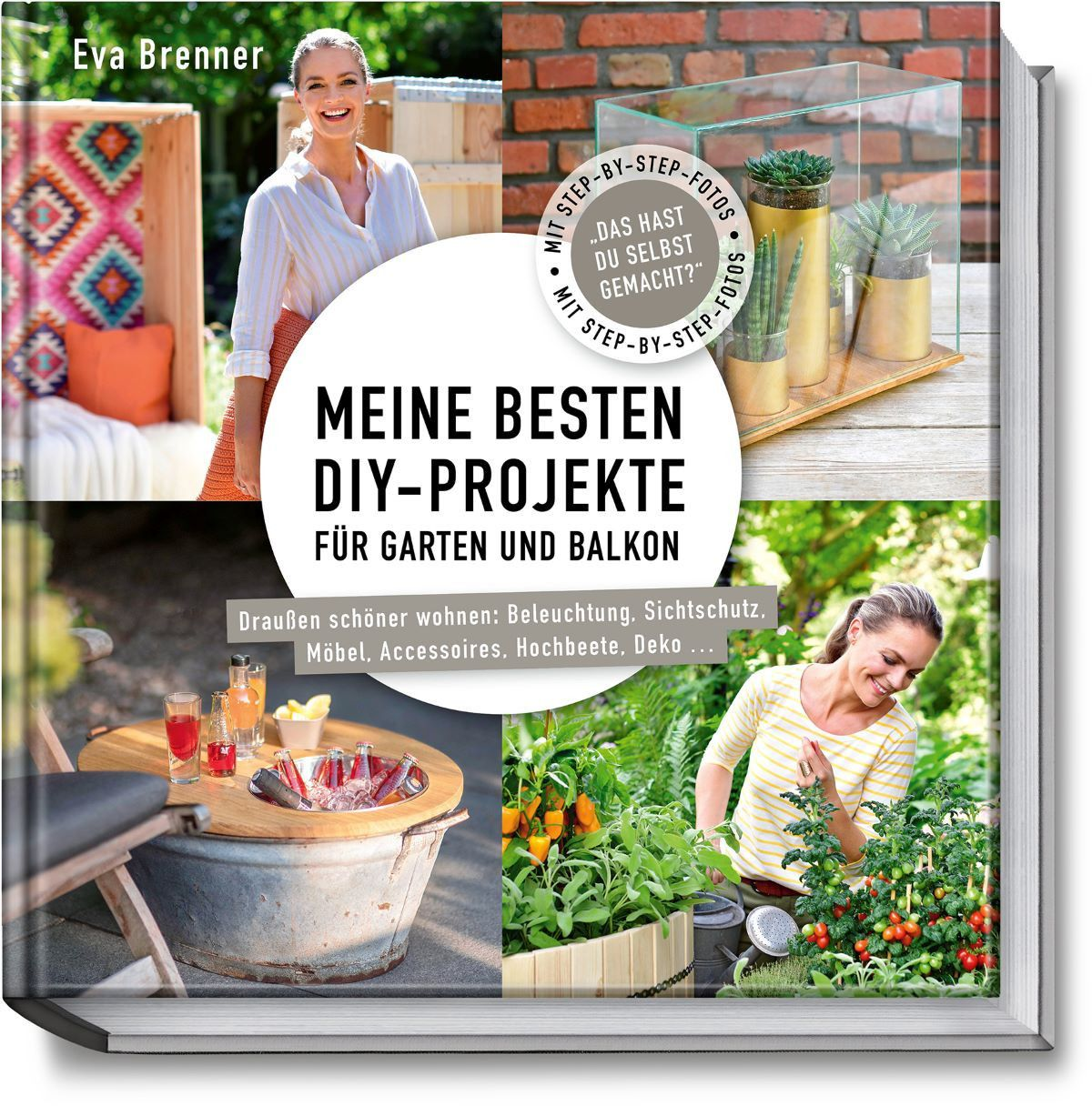 """""""Meine besten DIY-Projekte für Garten und Balkon"""" von Eva Brenner."""