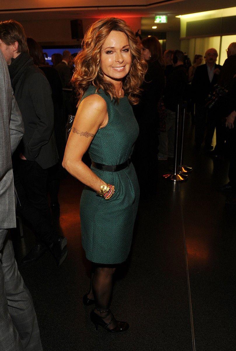Schauspielerin Christina Plate war 2004 im Playboy zu sehen.