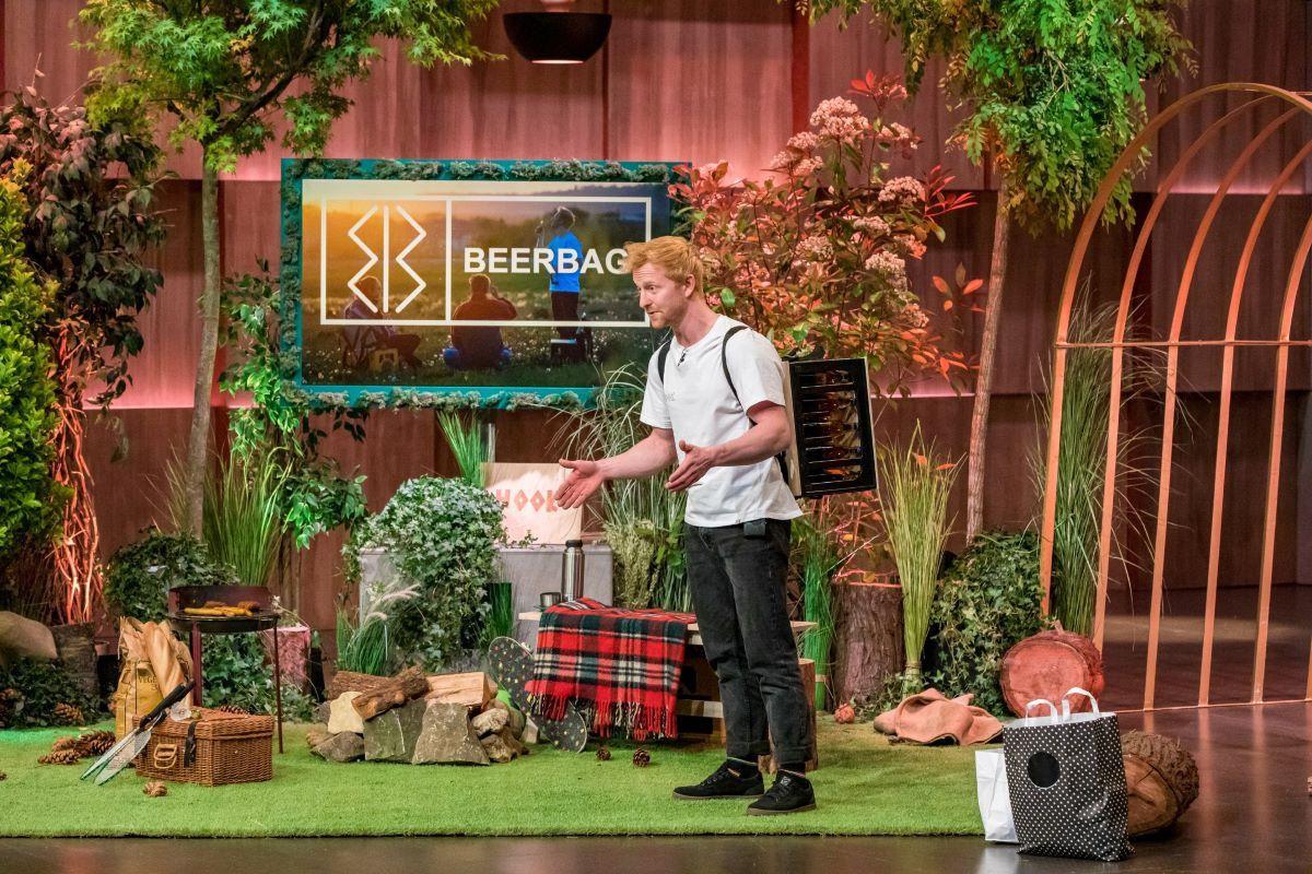 <b>Folge 5:</b> Ralf Dümmel hat ein Herz für die BeerBag und investiert 20.000 Euro für 30 Prozent.