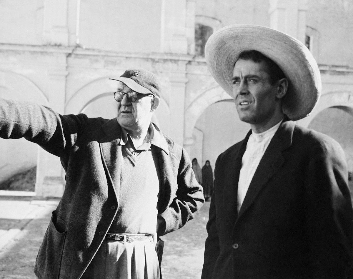 Regisseur John Ford bekam vier Preise für die Beste Regie und ist der Rekordhalter in dieser Kategorie.