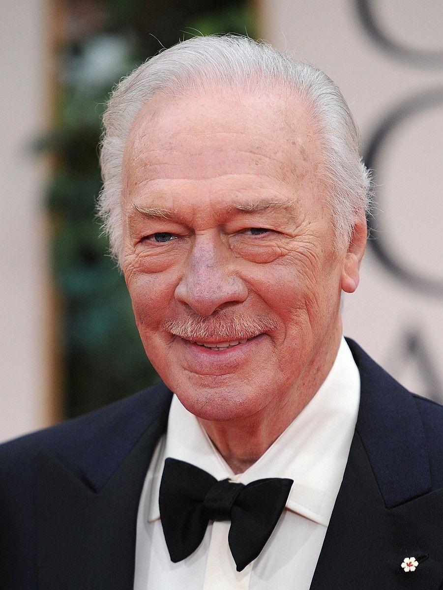 """Christopher Plummer bekam 2012 im Alter von 82 Jahren den Oscar als Bester Nebendarsteller für seine Darstellung im Film """"Beginners"""" und ist damit der älteste Oscar-Gewinner in den Schauspieler-Kategorien."""