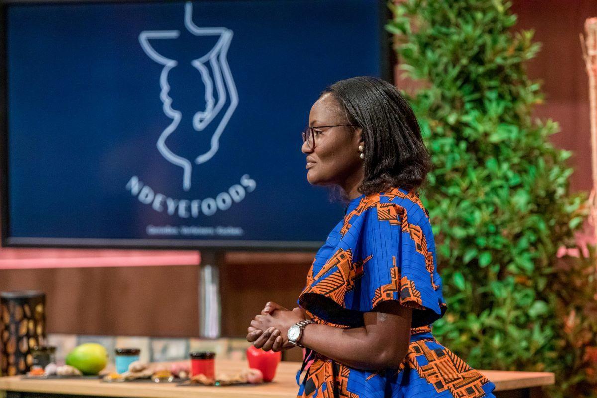<b>Folge 7:</b> Ndeyefoods stellt Gourmetsoßen mit westafrikanischer Note her. Dagmar Wöhrl investiert 130.000 Euro für 30 Prozent der Firmenanteile. <b>Im Nachhinein kommt der Deal aber nicht zustande.</b>