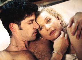 Die Liebe ist doch das einzig Wahre! Pasquale Aleardi und Saskia Vester