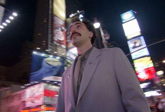 Welcome: Borat in Amerika