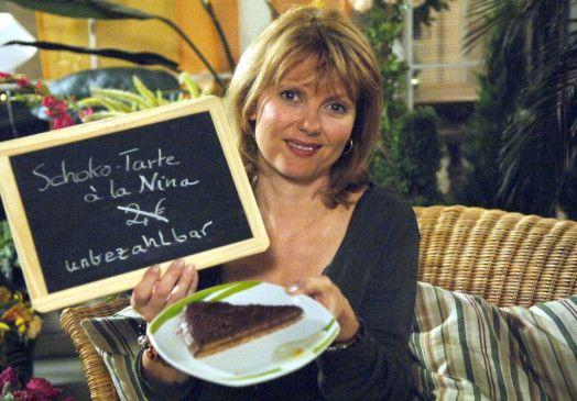 "Roswitha Schreiner als Maike in der Telenovela ""Rote Rosen"""