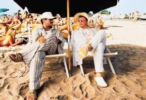 Ein perfektes Ehepaar: Robin Williams (l.) und Nathan Lane
