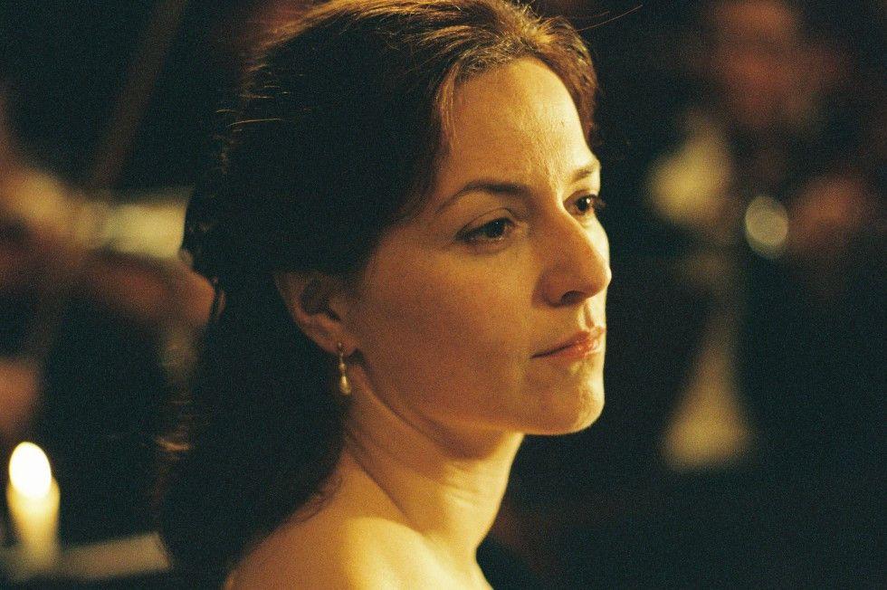 Wen soll ich denn nun lieben? Martina Gedeck als Clara Schumann.