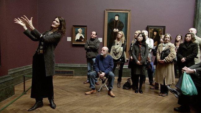 """In """"National Gallery"""" erhält der Zuschauer auch einen Einblick hinter die Kulissen."""
