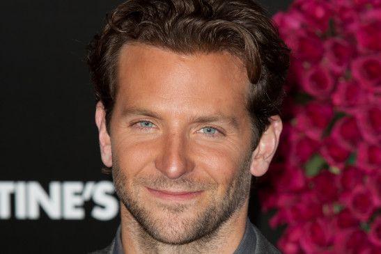 Charmebolzen: Bradley Cooper.