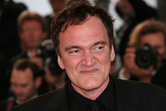 Ein gemachter Mann: Quentin Tarantino.
