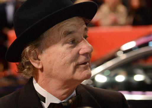 """Erhielt den Golden Globe für seine Rolle des Bob Harris in """"Lost in Translation"""": Bill Murray."""