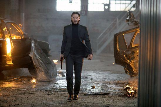 John Wick (Keanu Reeves), berühmt-berüchtigt als bester Hitman der Branche, ist nach seinem letzten Auftrag endgültig aus dem Geschäft ausgestiegen.