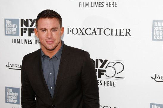 """Sexiest Man Alive"" 2012: Channing Tatum."