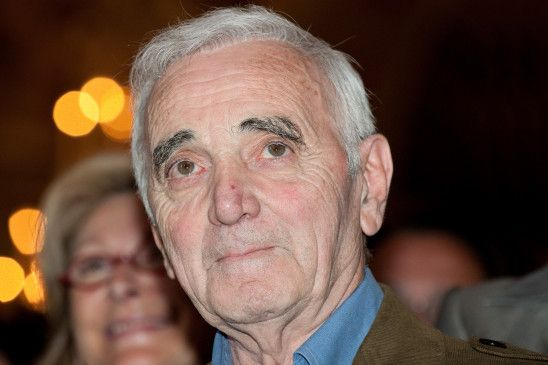 Lebende Legende: Charles Aznavour
