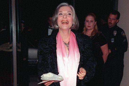 Oscarpreisträgerin Anne Bancroft