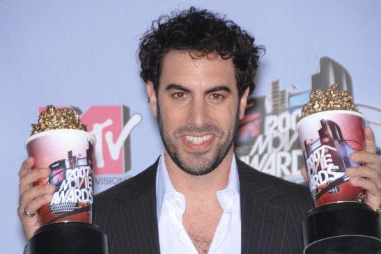 """""""Borat"""" machte ihn weltweit bekannt: Sacha Baron Cohen"""