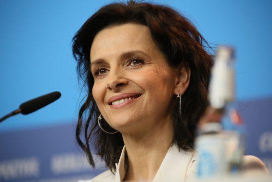 Superstar aus Frankreich: Juliette Binoche