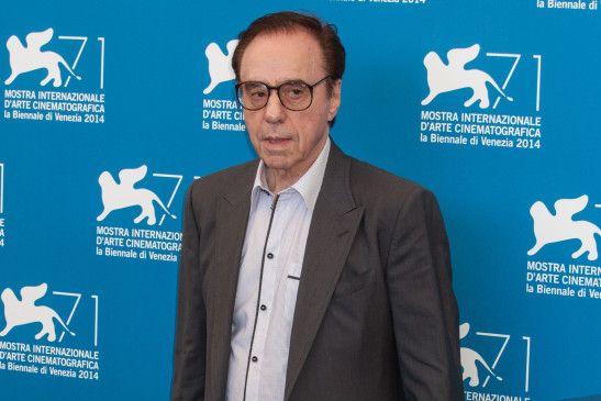 Autor und Regisseur Peter Bogdanovich