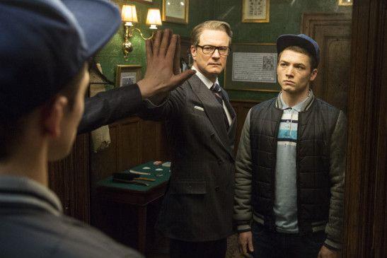 Eggsy (Taron Egerton) ist ein Troublemaker, der immer wieder in Konflikt mit anderen Jungs im Londoner Viertel gerät.