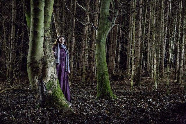 """Tinka Kleffner in """"Schattenwald""""."""