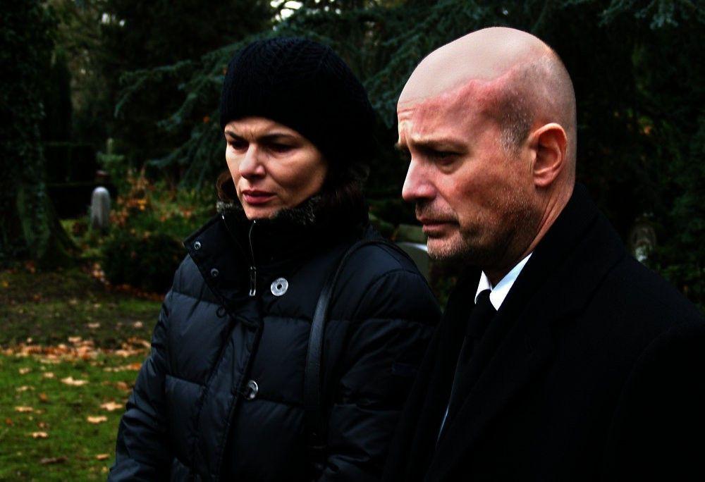 v.l.: Sylvie Wagner (Barbara Auer) und Jakob Wagner (Christian Berkel).