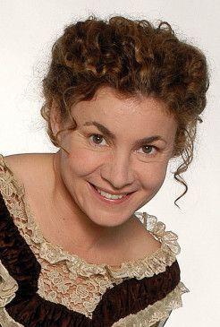 """Kathrin Waligura in """"Sophie - Braut wider Willen"""""""