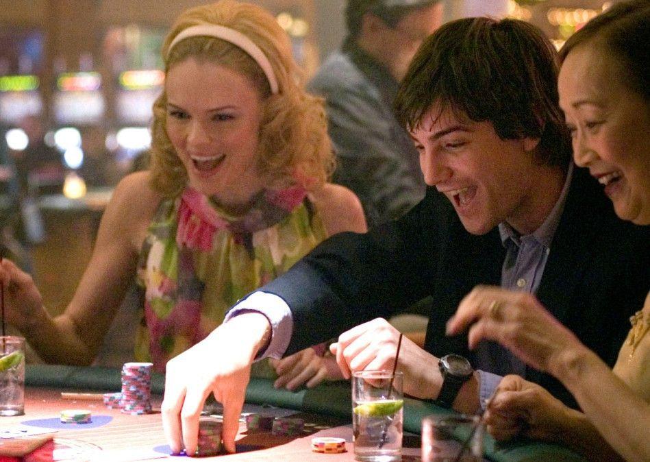 Spaß am Spiel: Kate Bosworth und Jim Sturgess
