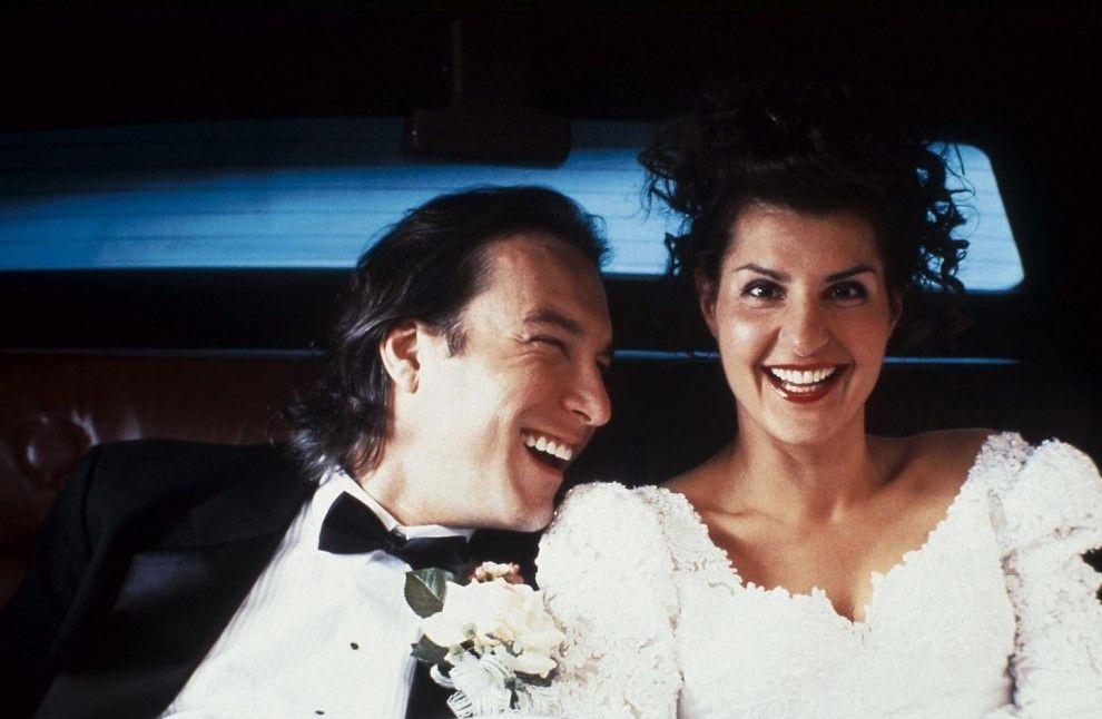 Jetzt sind wir endlich verheiratet! John Corbett und Nia Vardalos freuen sich