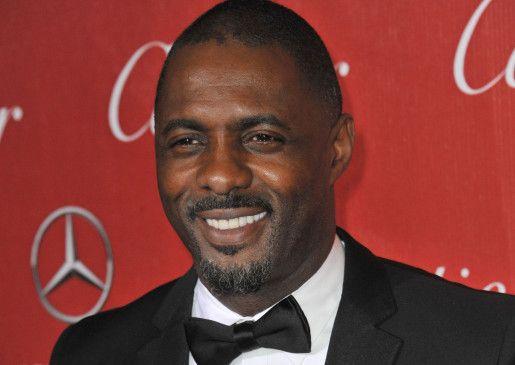 """Idris Elba erhielt für seine Darstellung als """"Luther"""" 2012 den Golden Globe."""