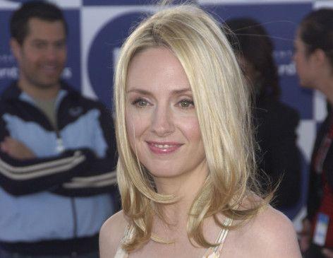 Gab ihr Filmdebüt schon 1990: Hope Davis.
