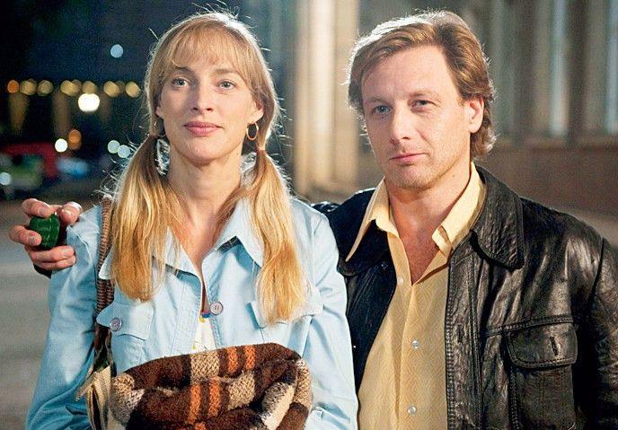 Der beste Freund wird es schon richten! Anja (Sophie von Kessel) und Jürgen (Hendrik Duryn).