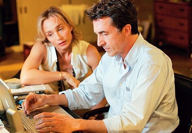 Hélène (Kristin Scott Thomas) will Alex (François Cluzet) helfen