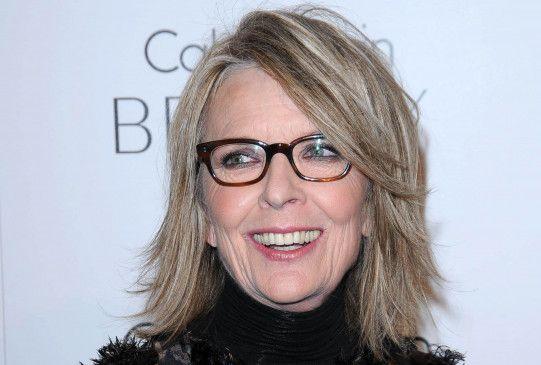 Einst Gespielin von Woody Allen: Diane Keaton.