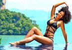 """Laura Herrmann Lopez ist eine der Recall-Kandidatinnen, die mit ihren Konkurrenten der Castingshow """"Deutschland sucht den Superstar"""" nach Thailand reisen durfte."""