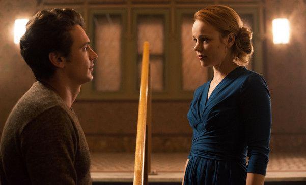 Sie will, er eher nicht: Rachel McAdams mit James Franco.