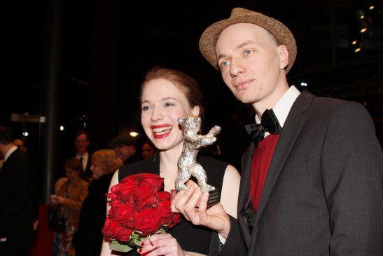 Anna gemeinsam mit ihrem Bruder Dietrich Brüggemann