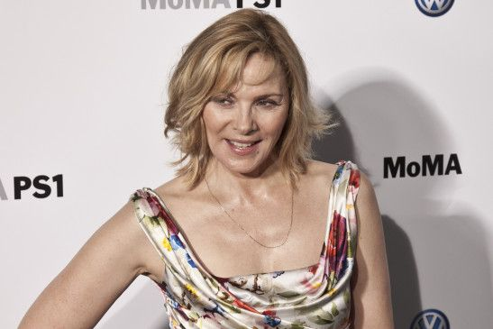 """Prägte als Samantha in """"Sex and the City"""" ein neues Frauenbild: Kim Cattrall"""