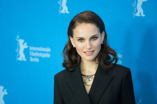 Schauspielerin Natalie Portman wurde am 9. Juni 1981 in Jerusalem geboren.